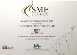 Safa Steel